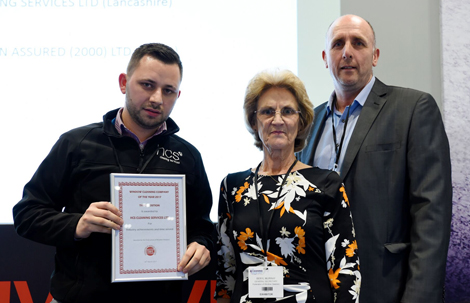 Window Cleaning Company of The Year 2017 - 3rd Place