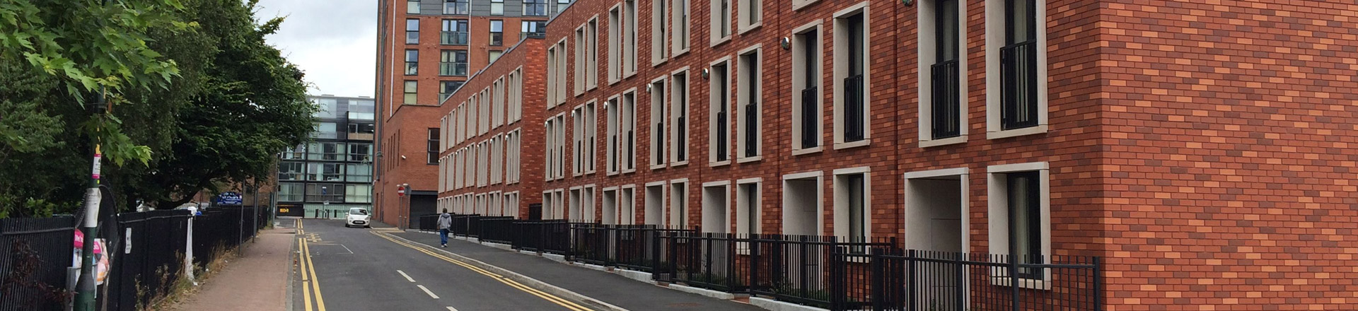 Pressure Washing in Salford and the North West - HCS Cleaning Services