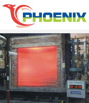 Phoenix 2 Hour Fire Rated Tubular Motor Fire Shutter