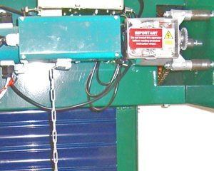 Chain Operated Fire Shutter – *4 Hour Fire Rated