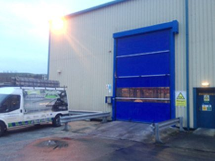 Rapid Roll Industrial Doors North West