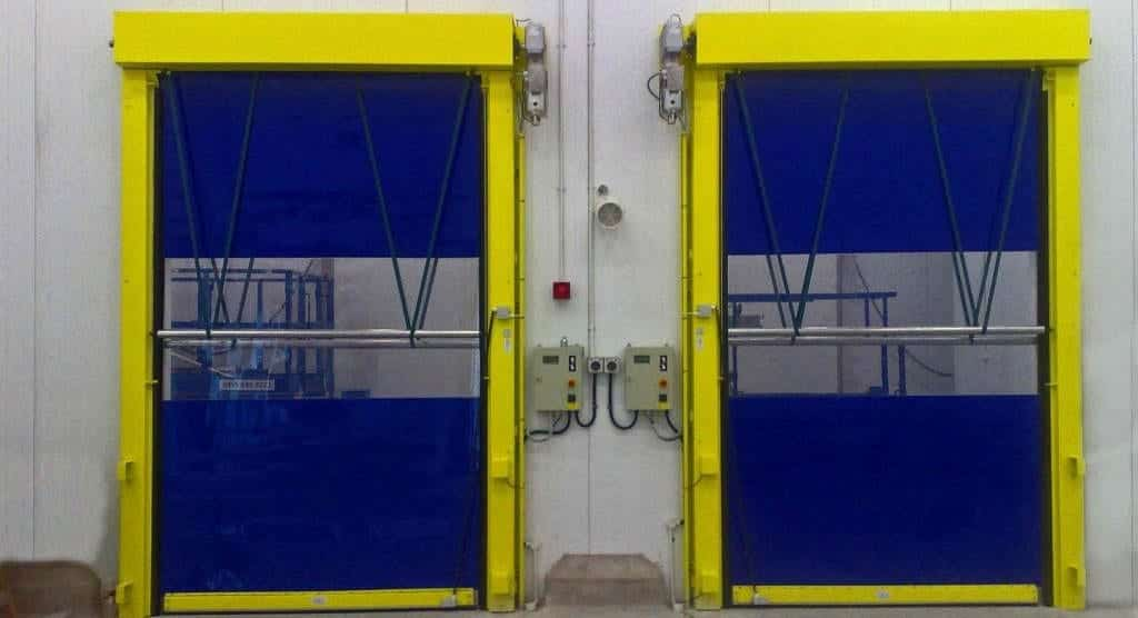 Rapid Roll Shutter Industrial Cheetah Door
