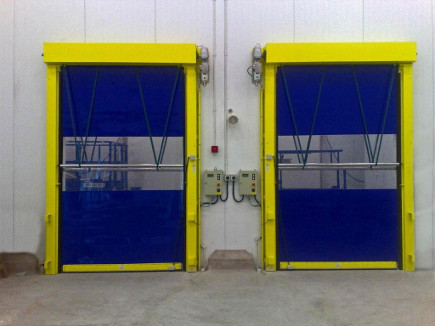 Rapid Roll Industrial Doors Greater Manchester, North West